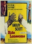 Ride Lonesome (1959) Box Art