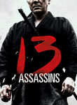 13 Assassins (2010) Box Art
