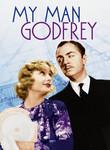 My Man Godfrey (Mon homme Godfrey) poster