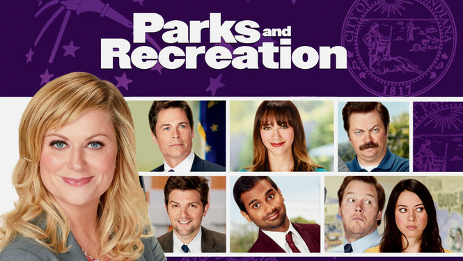 Rent Parks and Recreation on DVD