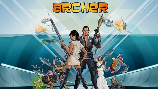 Rent Archer on DVD